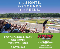2018 - Summer Co/Op - Online - Pocono Raceway