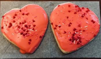 Hilligoss Bakery also offers cookies.