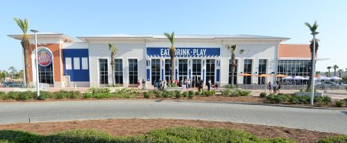 Pier Park Attractions In Panama City Beach Theater Activities