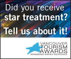 Vancouver Tourism Awards