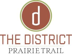 The District at Prairie Trail Logo