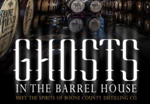 Ghosts in the Barrel House