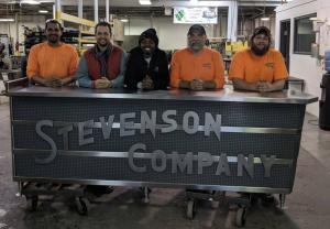 STEVENSON COMPANY TSC3