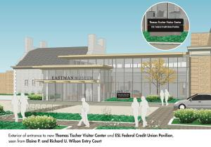 Thomas Tischer Visitor Center - George Eastman Museum