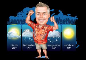 Jasons Weather Logo