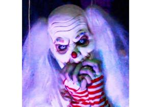 Scarizona haunted house Halloween scary clown october 2018 event
