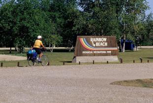 Rainbow Beach Provincial Park