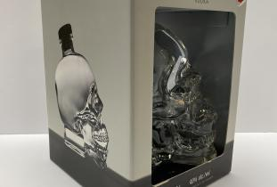 Liquor, Vodka, Crystal Head
