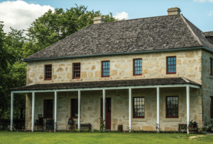 St. Andrew's Rectory National Historic Site