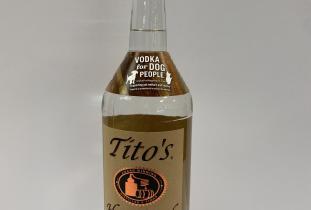 Liquor, Vodka, Tito's