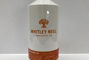 Liquor, Gin, Whitley Neill, Blood Orange