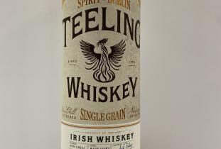 Liquor, Whiskey, Teeling Single Grain
