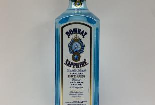 Liquor, Gin, Bombay, Sapphire