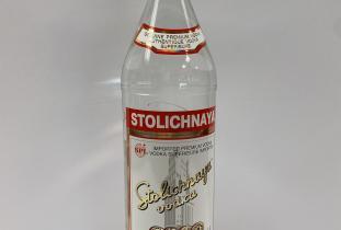 Liquor, Vodka, Stolichnaya