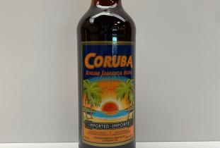 Liquor, Rum, Coruba