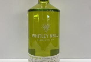 Liquor, Gin, Whitley Neill, Lemongrass & Ginger