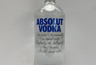Liquor, Vodka, Absolut