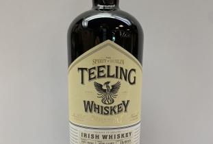 Liquor, Whiskey, Teeling Small Batch