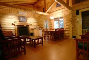 Aikens Lake Boardwalk great room