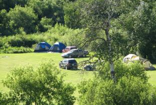 Assesippi Beach and Campground