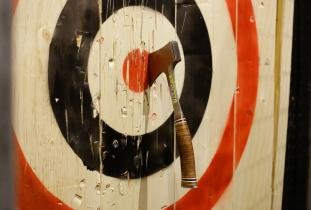 Axe Throwing Winnipeg