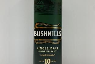 Liquor, Whiskey, Bushmills Single Malt