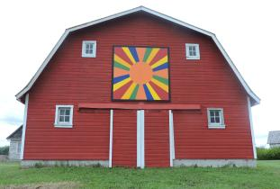 Interlake Barn Quilt Trail