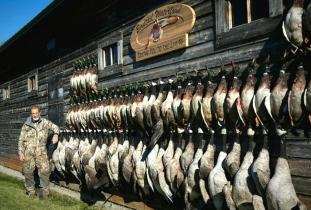 Manitoba's premier waterfowl hunting destination Birdtail Waterfowl Inc