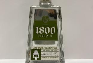 Liquor, Tequila, 1800, Coconut