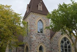 Former Presbyterian Church