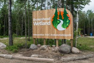 Brokenhead Wetland Interpretive Trail