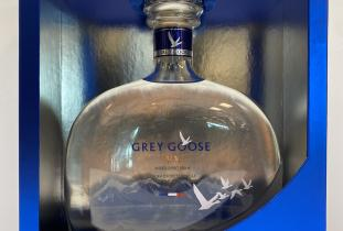 Liquor, Vodka, Grey Goose, VX