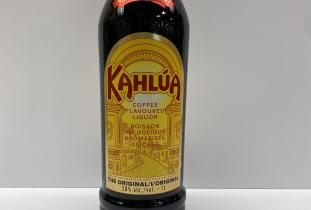 Liquor, Coffee Liquor, Kahlúa