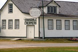 Eriksdale Creamery Museum