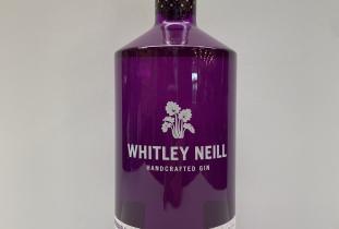 Liquor, Gin, Whitley Neill, Rhubarb & Ginger