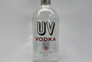 Liquor, Vodka, UV