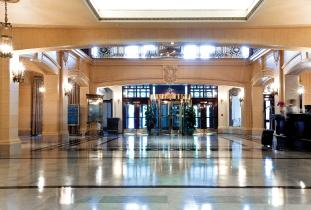 Fort Garry Lobby