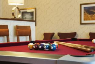 Homewood Billiards Table