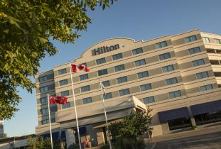 Welcome to Hilton Winnipeg