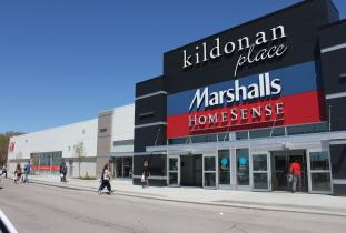 Kildonan Place - East Wing Entrance