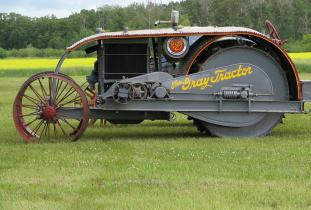 The Grey Tractor