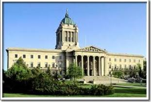 Manitoba Legislative Building and Grounds