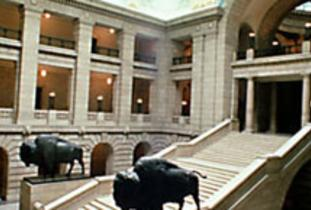 Manitoba Legislative Assembly Visitor Tour Program - Legislative Building Guided Tours