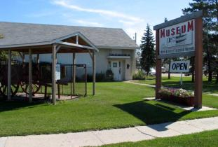 Morris and District Centennial Museum Inc.