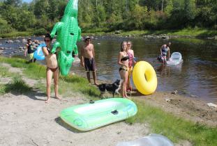 Oroseau - Rapids Park