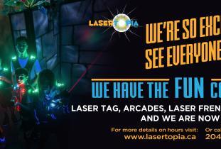 Lasertopia FUN!