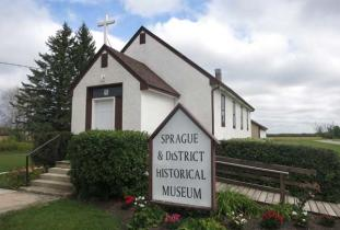 Sprague and District Historical Museum