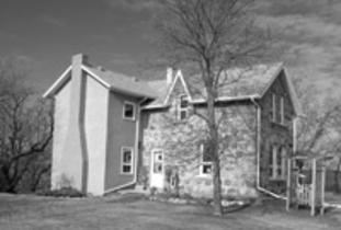 Stone House Tour
