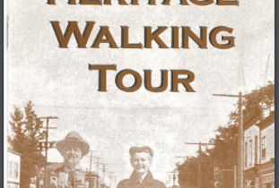 Stonewall Heritage Walking Tour