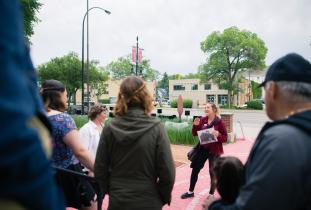 St. Boniface Walking Tours